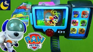 Paw Patrol Toys Mission Paw Pup Pad Chase Marshall Rubble Zuma Skye Rocky Robo Dog Toys!