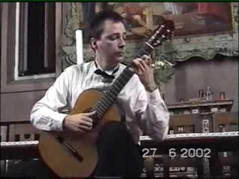 Bruno Giuffredi plays Studio No.8 by Giulio Regondi