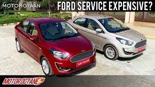 new Ford Aspire - 5 Problems we talk about | Hindi | MotorOctane