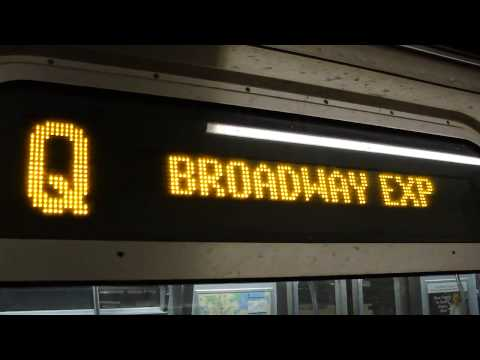MTA New York City Subway : Canal Street (Bridge Platform) [ BMT Broadway Line ]