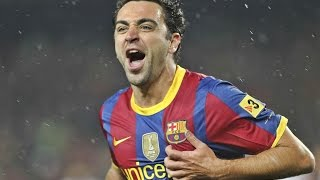 Xavi talking about Muslims in Barcelona players