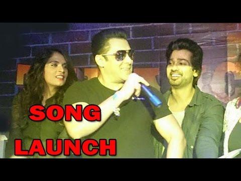 Salman Khan at the song launch of 'Tamanchey' | Bollywood News
