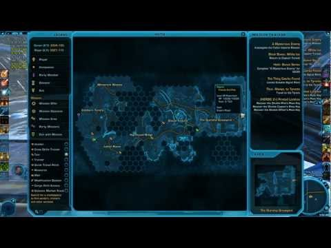 SWTOR Datacrons of Hoth Empire A Guide by Degren of Friends and Pals HD