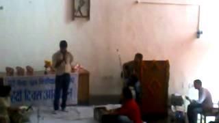 Department - rohit vohra live show at hindi department panjab university chandigarh Video0015