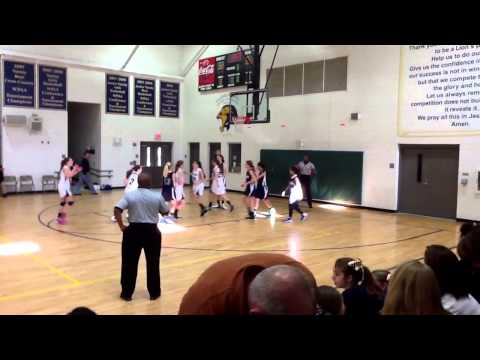 St Mark vs The Franciscan School - 2/22/2014 - Full Game