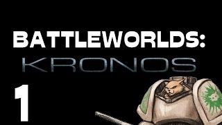 Let's Play Battle Worlds:Kronos - Episode 1 - PC Gameplay Impressions