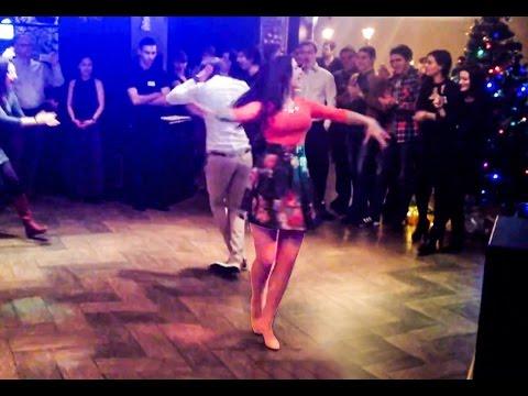 Грузины Танцуют Лезгинку в Грузинском Стиле Очень Красиво