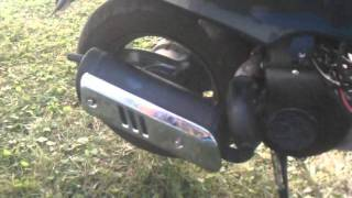 Geely 50cc Scooter need help!