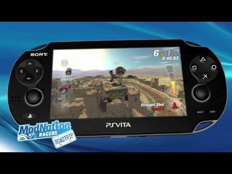 Con PS Vita podrás jugar los títulos más grandes con Joysticks Análogos, Cross Play con Sistema PS3� y Pantalla Táctil HD.