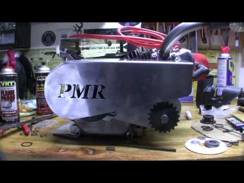 Fitting $99 PMR Jackshaft on Predator 212cc