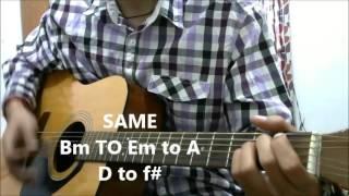 download lagu Tu Hi Hai - Half Girlfriend - Guitar Cover gratis