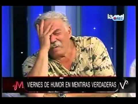 Profesor Rossa y Fernando Alarcón cuentan a dúo el chiste