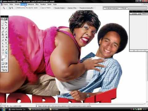 montagem em fotoshop