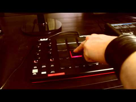 Akai MPD218 - honest review Dec 2015 (this is old-- will update with a better, shorter review)