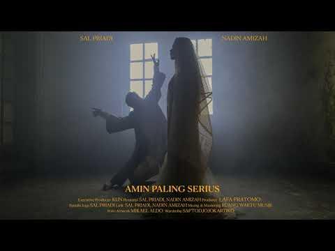 Download  Sal Priadi & Nadin Amizah - Amin Paling Serius  Audio Gratis, download lagu terbaru