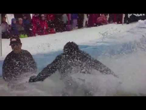 Pats Peak - 2014 Pond Skim