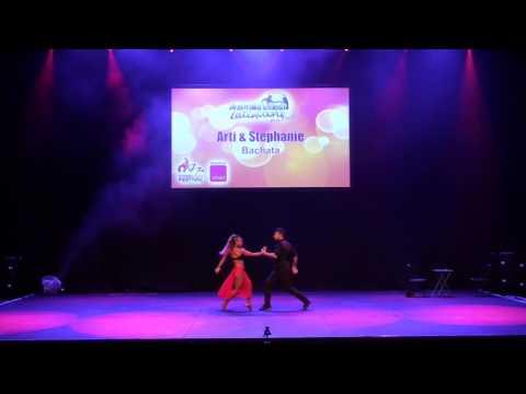 Sydney Latin Festival 2017 - ARTI & STEPHANIE BACHATA