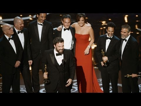 Oscars Highlights: Anne Hathaway, Daniel Day-Lewis, Ang Lee, Ben Affleck Win