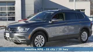 New 2019 Volkswagen Tiguan Saint Paul MN Minneapolis, MN #89483