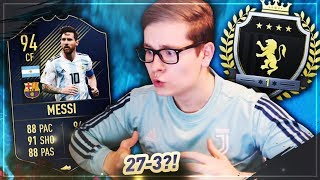 FIFA 19: ABSOLUTER SWEAT UM ELITE 1 IN FUT CHAMPIONS!! 🔥🔥 FIFA 19 Ultimate Team Weekend League