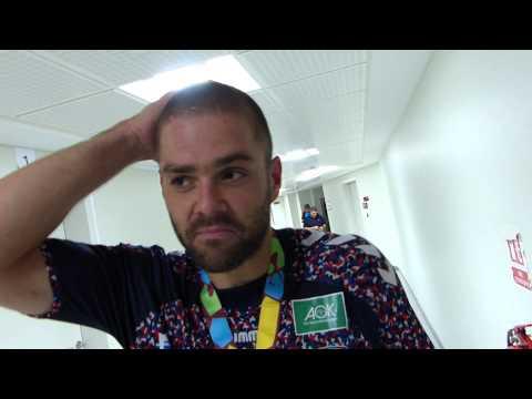Drago Vukovic posle trijumfa na IHF Super Globe 2015