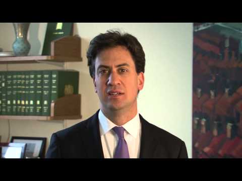 Ramadan message from Ed Miliband