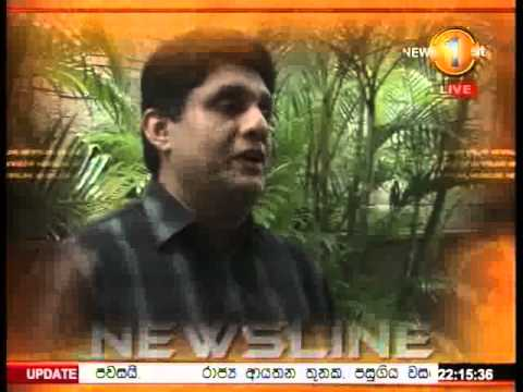 14th November 2014 - NEWSLINE with Sajith Premadasa