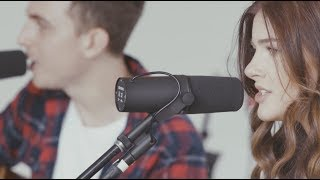 Download Lagu What About Us - Pink - Acoustic Cover - Landon Austin and Riley Clemmons Gratis STAFABAND
