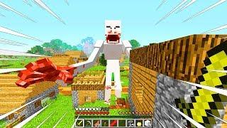 UN SCP-096 GIGANTE !!! *seed scp-096* - Minecraft ITA