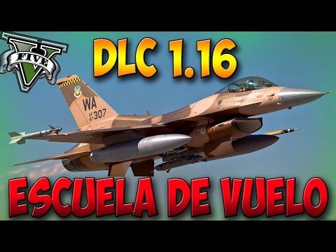 GTA V Online - ¿DLC 1.16? - Posible Fecha! - Escuela de Aviación Filtrada - Nuevos Aviones - GTA 5
