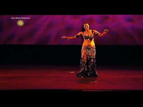 ALLA KUSHNIR LEILA (Ukraine) at the Gala Show Italy ORIENTAL DANCE CONVENTION