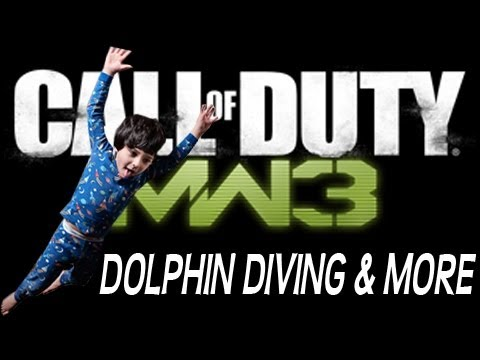 MW3 Info: Dolphin Diving, Dedicated Servers on PC, and more!