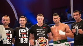 Smolik wird K1 Weltmeister im Schwergewicht - Emotionaler Video Blog - Stekos Fight Night