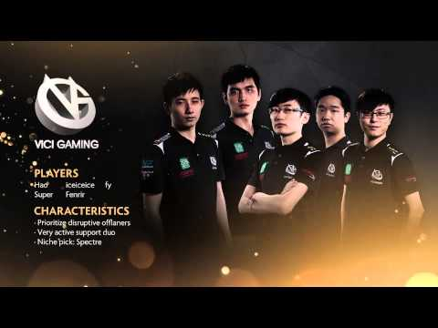 TI5 Team Vici Gaming