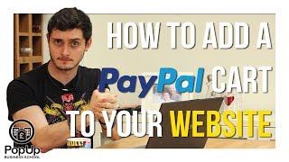 How to Add a PayPal Cart to Your Website