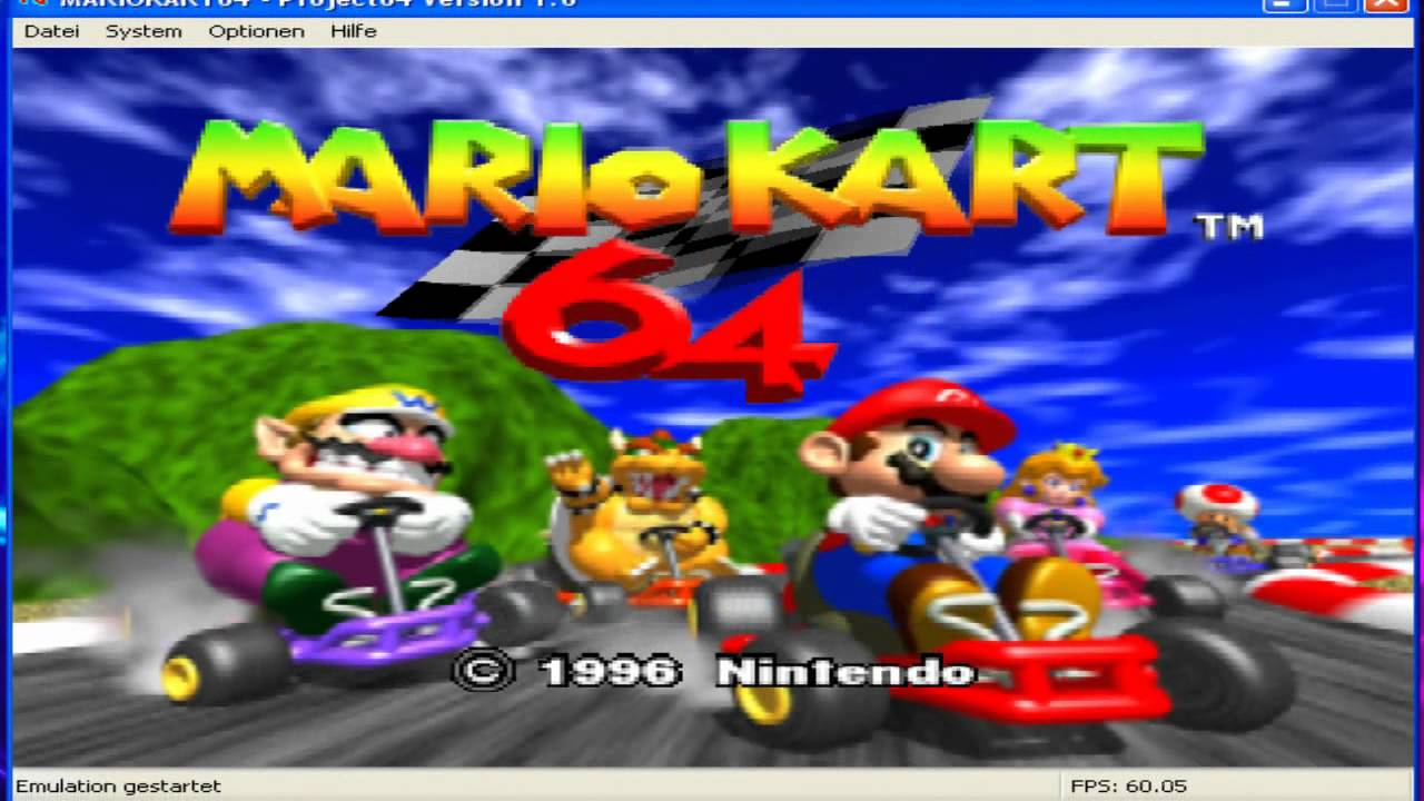 mario kart download pc