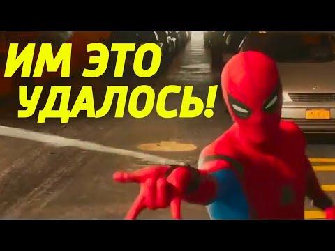 Возвращение Домой - НЕОЖИДАННО ХОРОШИЙ и НОВЫЙ взгляд на Человека-Паука