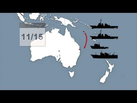 Russia sends warships towards Australia ahead of G20 summit