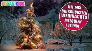 DIE BESTEN WEIHNACHTSLIEDER ZUM MITSINGEN ► WEIHNACHTSLIEDER HIT MIX ► (1 STUNDE) CHRISTMAS HITS