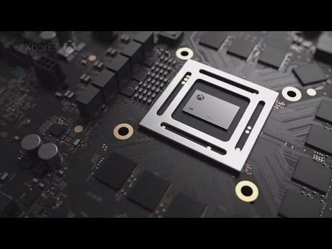 XBOX Scorpio - NEW XBOX ONE FOR 2017 4K GAMING E3 2016