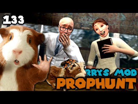 The Guinea Pig Sex Story (prop Hunt - Episode 133) video