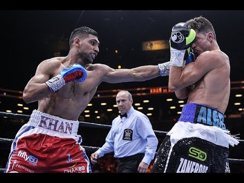 Amir Khan New Boxing Fight 2013 Image 1