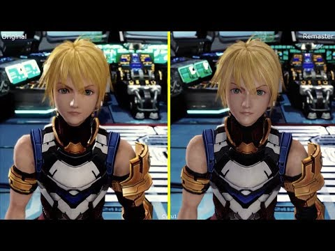 Star Ocean The Last Hope Xbox 360 Original vs Remaster PS4 Pro / PC 4K Graphics Comparison