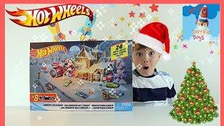 *NEW* 2018 Hot Wheels Advent Calendar    Hot Wheels   Advent Calendar   Christmas