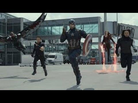 Captain America- Civil War - Trailer World Premiere