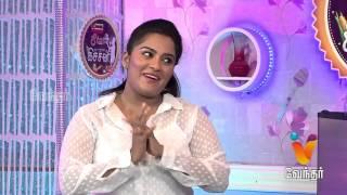 Star Kitchen – Actress Lavanya Special Cooking