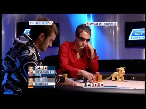 EPT6 - London. Main Event. E3