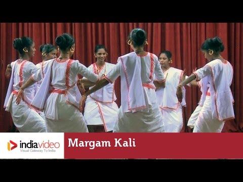 Margam Kali - Christian Folk Art Form video