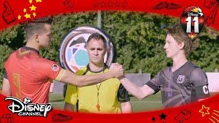İlk 11   Final Maçı (1. Bölüm) 💪⚽   Disney Channel Türkiye