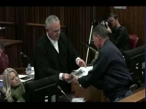Oscar Pistorius Trial: Tuesday 1 July 2014, Session 2